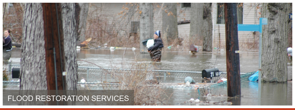 Flood Restoration Services