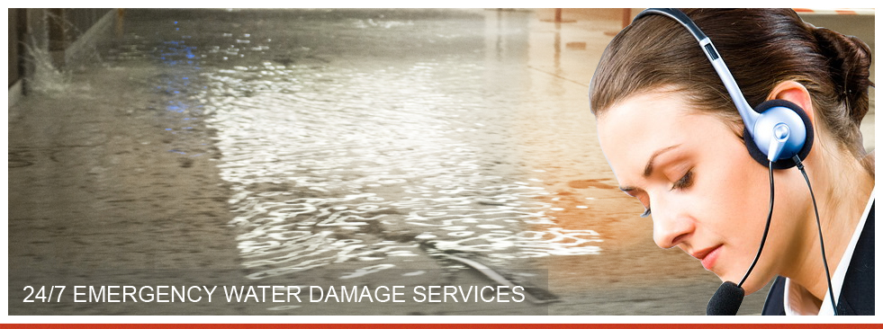 Emergency Water Damage Repair