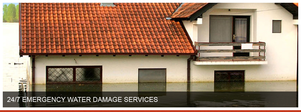 24/7 Emergency Water Damage Services